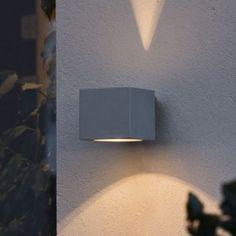 Buitenlamp Efeito Vierkant