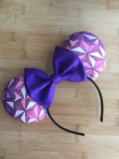 Epcot Ears Epcot Mouse Ears Epcot Minnie Ears by HappilyEarAfter