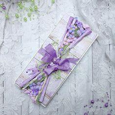 Blog Craft Passion: czekoladownik / chocolate box