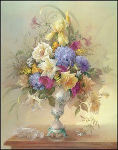 Jill Kirstein  — Spring Bouquet    (790×1000)