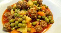 Köfteli Bezelye Yemeği | Kadınca Tarifler - Kadınlar İçin Özel Paylaşımlar - Yemek Tarifleri