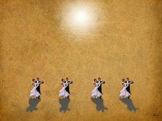 'Dance Formation' von Dirk h. Wendt bei artflakes.com als Poster oder Kunstdruck $18.03