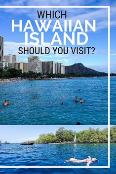 Plan the perfect Hawaii vacation and visit the right island for you! Check out our guide to see which Hawaiian island you should visit first. | Wanderlustyle.com