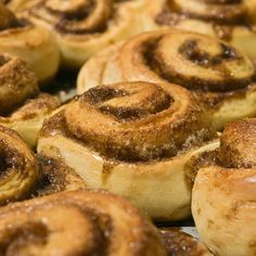 Tasty Cinnamon Rolls Recipe from Grandmother's Kitchen