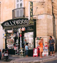 Hollywood. Photography by Vinaixa.  photonoise.vinaixa.org