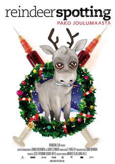 Reindeerspotting - Escape from Santaland - IMDb Free Christmas Movies, Holiday Movie, Arctic Circle, Streaming Movies, Film Movie, Mazda, Good Movies, Movies Online, Finland