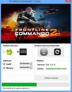 Frontline Commando 2 Hack Tool