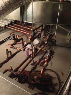 Mechanical plumbing