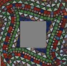 Mosaic Mirror Workshop @ VisArts