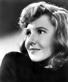Jean Arthur- my classic Hollywood kindred spirit.