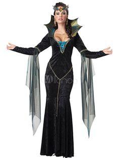 Halloween Black Vampire Costumes Costumes For Women 336eef37e