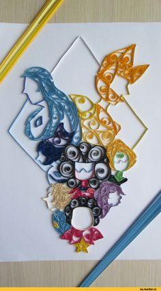 Steven universe,фэндомы,Blue Diamond,SU Персонажи,Yellow Diamond,Lapis Lazuli,Peridot,Pearl (SU),Amethyst (SU),Garnet (SU),Steven (SU)