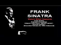 Frank Sinatra - Watch What Happens (Reprise® Recordings 1969)