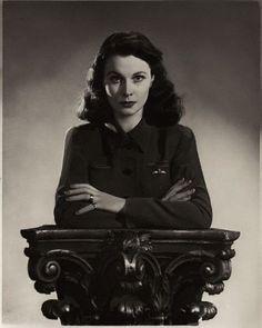 Vivien Leigh, 1940s.