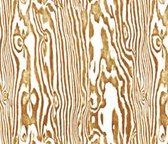 Faux Bois Woodgrain ~ by PeacoquetteDesigns on Spoonflower ~ bespoke fabric, wallpaper, wall decals & gift wrap ~ Join PD  ~ https://www.Peacoquette.com  #Spoonflower #Peacoquette