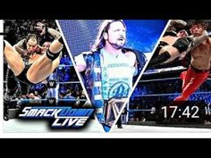WWE Smackdown Highlights 23rd January 2018 WWE Tuesday Night Smackdown Highlights 01 23 18 Please subscribe my channel..
