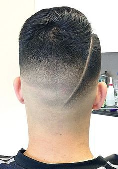 Cool 15 Top Short Men's Hairstyles to Inspire you Cool Haircuts, Haircuts For Men, Short Hair Cuts, Short Hair Styles, Hair Tattoo Designs, Hair Cutting Techniques, Haircut Designs, Hair Tattoos, Fade Haircut
