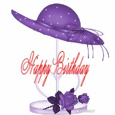 Red Hat Society  - Reverse the colours on your birthday