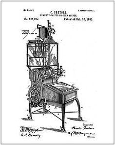 A Nice Manley Aristocrat popcorn machine for sale on Craig