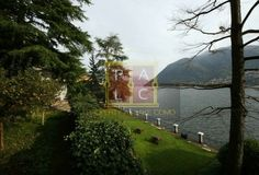 Discover Villa Camelia, the Lake Como villa for sale that brings waterfront location, exotic garden, ample parking space, & much more. Contact Property at Lake Como Lake Como Villas, Most Romantic Places, Italian Villa, Real Estate Services, Luxury Villa, Modern Living, Exotic, Things To Come, Italy
