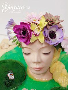 """La flor de Irupé collaboration """"Spring Fable"""""""