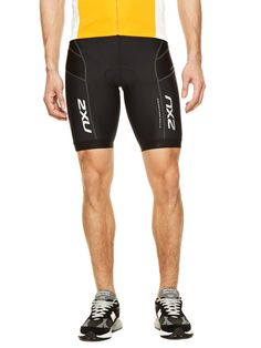 Long Distance Tri Short by 2XU. Very cool bike shorts.