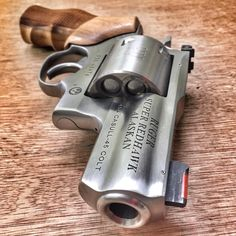NonFluted Ruger Super Redhawk Alaskan .454 Casull, .45 Colt