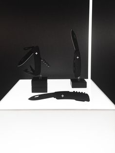 Today we launch the completely black knife SWIZA ALLBLACK at IWA OutdoorClassics trade fair in Nuremberg (DE)