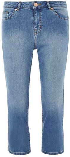 Petite Cropped Kick Flare Jeans Kick Flare Jeans, Just For You, Denim, Stylish, Clothing, Pants, Tops, Women, Fashion