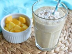 Food blog: Start day with tropical fruit smoothie