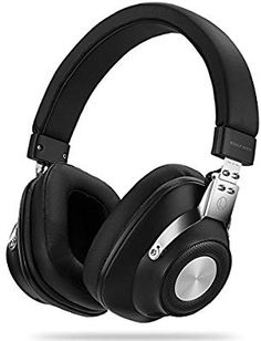 1c560bfe22e Amazon.com  Active Noise Cancelling Headphones with Inline Microphone and  Carrying Case for Travel