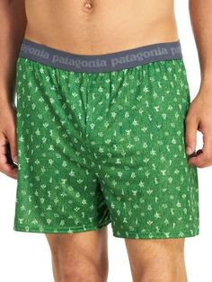 Patagonia Men's Capilene Daily Boxers, Available at #EssentialApparel