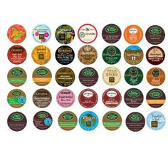 keurig k-cup, imagine all the possibilities! @Julie Martin
