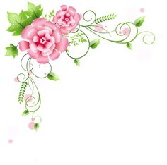 Here you find the best free Floral Corner Clipart collection. You can use these free Floral Corner Clipart for your websites, documents or presentations. Flower Border Png, Floral Border, Flower Bouquet Png, Flower Clipart Png, Clip Art Library, Transparent Flowers, Illustration Blume, Beautiful Flowers Wallpapers, Floral Drawing