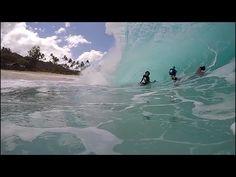 GoPro: JMV Shorebreak with Clark Little 2015 - YouTube