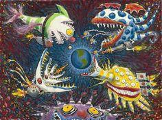 Tim Burton nos sumergimos en un nuevo mundo y no queremos salir de él, queremos ver más y por esa razón te presentamos sus dibujos