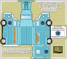 Type H Citroen