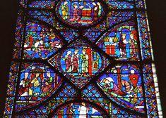 Catedral de Chartres - vitral