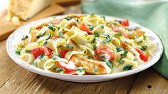 Asiago Chicken Pasta | Food Recipes