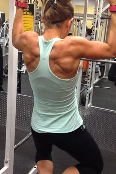 Build Those Back Muscles! - Becoming Athletic