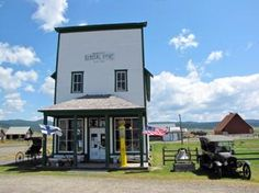 Roseberry - Valley County Museum