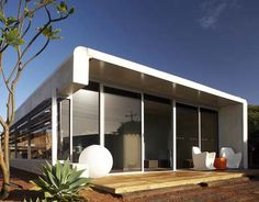 Prefab Design: 9 Cutting-Edge Modular Homes Modular Home Designs, Modern Modular Homes, Modular Homes For Sale, Custom Modular Homes, Modular Housing, Prefabricated Houses, Prefab Homes, Tiny Homes, Cabin Design