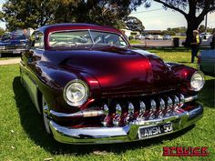 1950 Mercury Lead Sled   Low, mean and chopped! Just gotta l…   Flickr