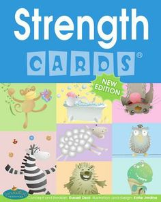 STRENGTH CARDS for KIDS booklet online from Innovative Resources.
