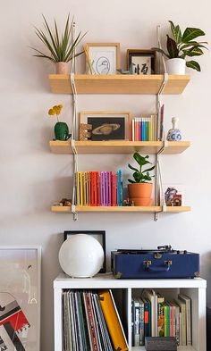 An Art Director's Small Apartment in Spain