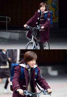 Park Han Byul makes a boyish transformation with new bob hairstyle for her drama | allkpop