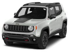 New 2016 Jeep Renegade Trailhawk 4x4 SUV near Atlanta