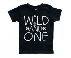 primera camisa del cumpleaños salvaje cumpleaños por Our5loves