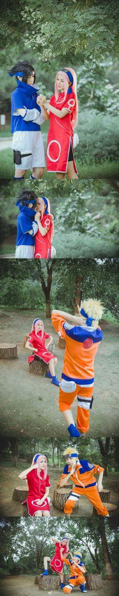 Naruto Uzumaki, Naruto Sasuke Sakura, Hinata Hyuga, Sasunaru, Sakura Haruno, Vocaloid Cosplay, Naruto Cosplay, Anime Cosplay, Boruto Naruto Next Generations