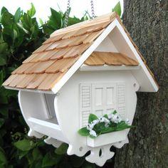 Large Decorative Bird Houses